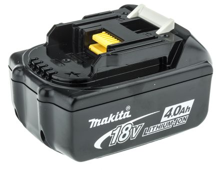 Bl1840b makita makita bl1840b 4ah li ion 18v power tool - Batterie makita 18v 4ah ...