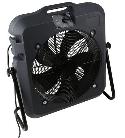 Koolbreeze Floor, Heavy Duty Fan 11000m³/h 230 V ac with plug: Type C - European Plug