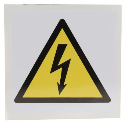 Hazard Warning Signs Labels Rs Components