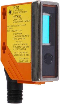 Laser Entfernungsmesser Ifm : O d ifm electronic entfernungssensor reichweite messbereich