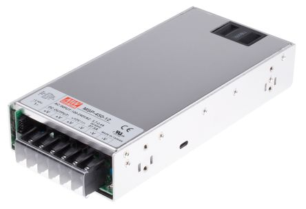 MSP-450-12 | Mean Well 450W Embedded Switch Mode Power Supply SMPS ...