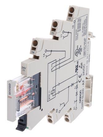 G2RV-SL500 AC//DC24 General Purpose RELAY G2RV SERIE POWER non latching SPDT 24