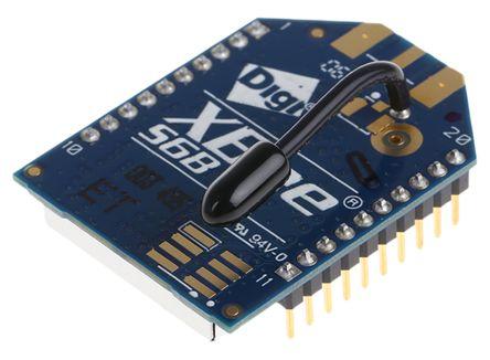Digi International XB2B-WFWT-001 3 14 → 3 46V dc WiFi Module, 802 11b/g/n  SPI, UART