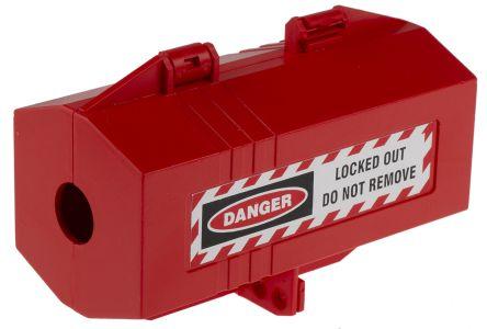 4 Lock Polystyrene Plug Lockout