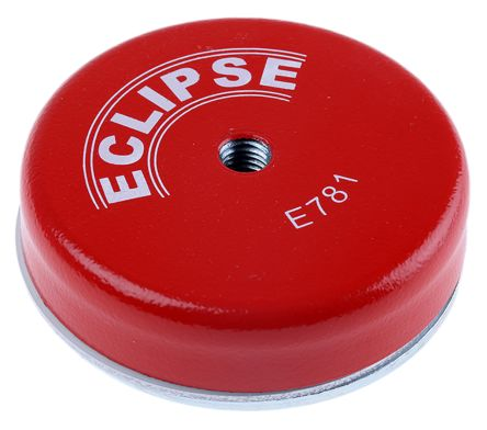 Eclipse 10mm Threaded Hole M3 Ferrite Magnet
