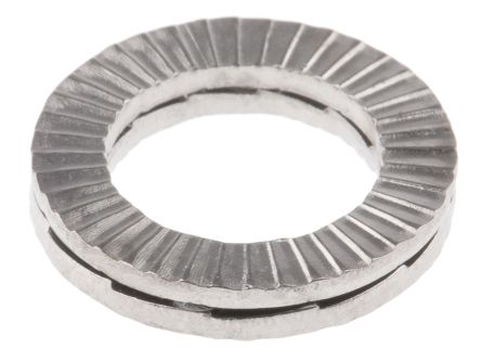 FAG MB23 Lockwasher, Metric, 115mm ID, 155mm OD, 2mm Thick ...