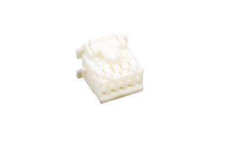 2 mm 440129-5 440129-5 HPI Series 5 Contacts Wire-To-Board Connector 1 Rows Crimp Pack of 250 Receptacle