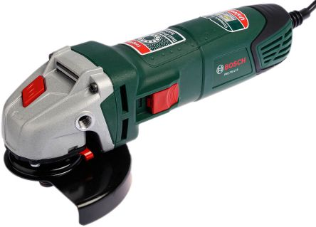 Bosch PWS700115 115mm Angle Grinder, 11000rpm, UK Plug