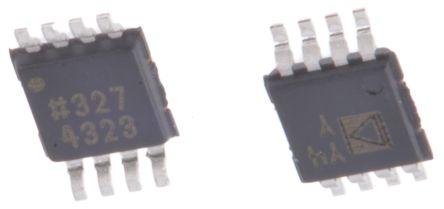 Analog Devices AD8417BRMZ, Current Sense Amplifier Single Bidirectional 8-Pin MSOP