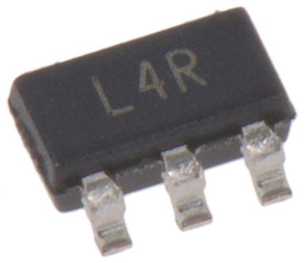 Analog Devices ADP1712AUJZ-R7, LDO Regulator, 300mA Adjustable, 0.8 → 5 V, ±2% 5-Pin, TSOT