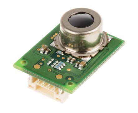 Thermal Sensor; 1x8; MEMS; Flat; Digital; 5 VDC; 4-pin connector