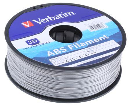 3d Printer Filament Abs Transparent High Quality Materials Verbatim