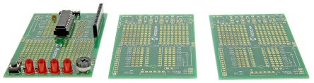 Microchip Update to the PICkit 2 Demo Board Debugger, Module DM164130-9