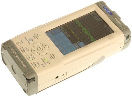 Aim-TTi PSA6005 Spectrum Analyser, 10.9 cm Backlit TFT LCD, USB Handheld, 10 MHz → 6 GHz