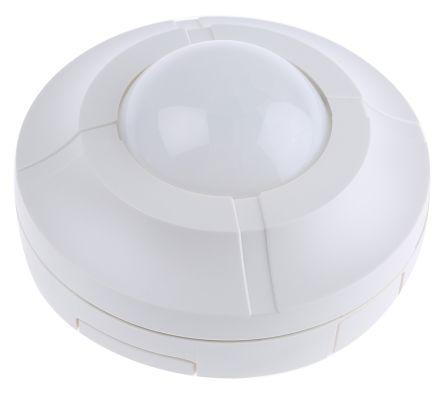 Theben / Timeguard 150 W, 500 W, 2400 W, 10 → 32 W 360 ° PIR Light Controller Detector, PIR, Surface Mount