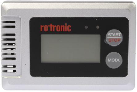 hl 1d rotronic instruments hl 1d humidity temperature data rotronic instruments hl 1d humidity temperature data logger usb mini port