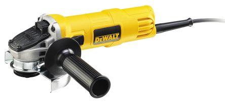 Dewalt DWE4057 125mm Angle Grinder, 11800rpm, 240V, Euro Plug product photo