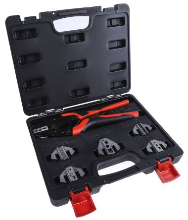 da15261 rs pro rs pro cable crimper for insulated terminals 254mm