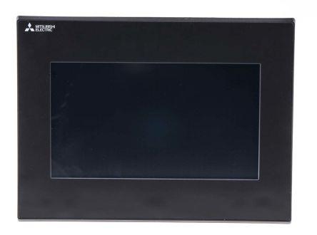 Mitsubishi GS21 Series GOT2000 Touch Screen HMI 7 in TFT LCD 800 x 480pixels