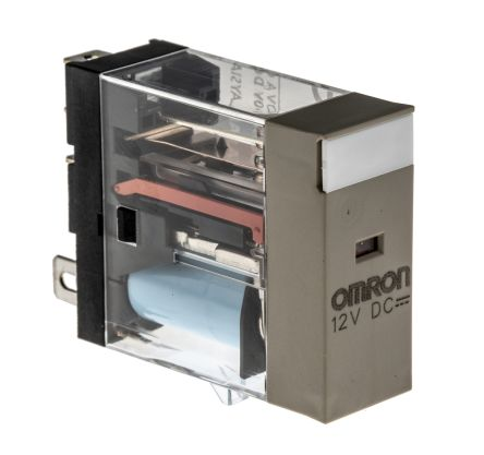 Omron 10 A SPDT Smart Power Relay, Plug In, 125 V dc, 440 V ac Maximum Load