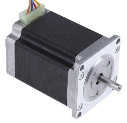 Stepper motors and drives, what is full step, half step and