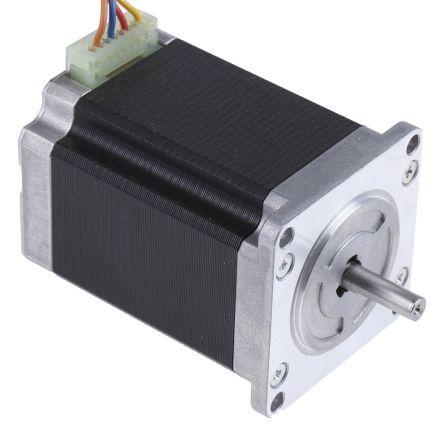 Sanyo Denki Bipolar Hybrid Stepper Motor 1.8°, 1.6nm, 24 V dc, 2 A, 4 Wires