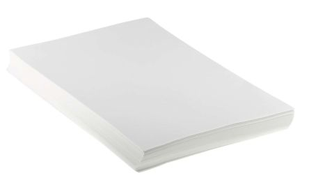 RS PRO Cleanroom Paper Autoclaveable Paper 235mm x 315 mm