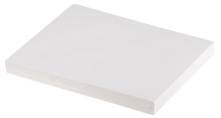RS PRO Cleanroom Paper Autoclaveable Paper 235mm x 315 mm