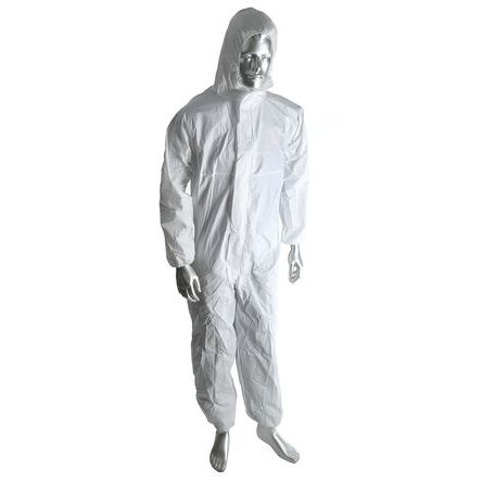 Cleanroom Disposable Coverall,Medium product photo