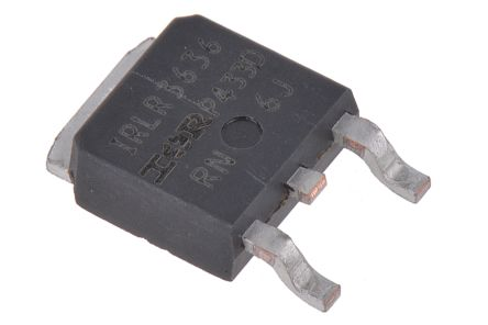 N-Channel MOSFET, 99 A, 60 V, 3-Pin DPAK Infineon IRLR3636TRPBF