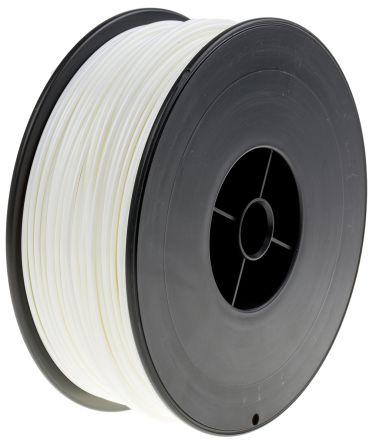 RS White Nylon 1.75mm Filament 300g