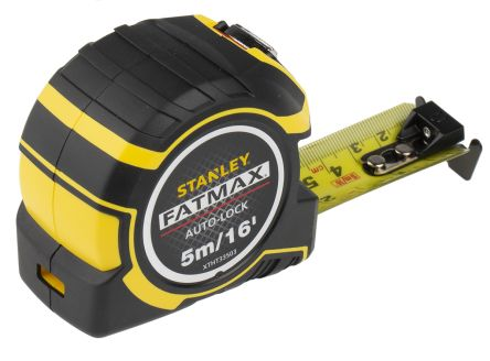 Stanley FatMax 5m Tape Measure, Metric & Imperial