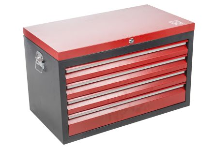 4 drawer Steel Cabinet, 476mm x 440mm x 794mm product photo