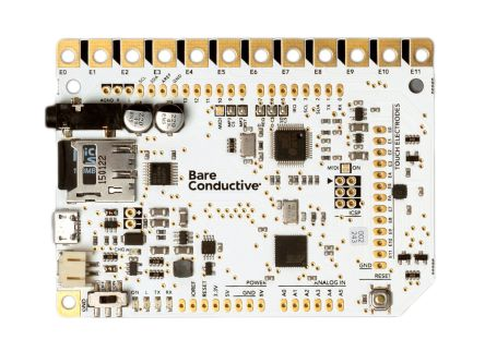 Bare Conductive Touch Board Capacitive Touch Shield for Arduino