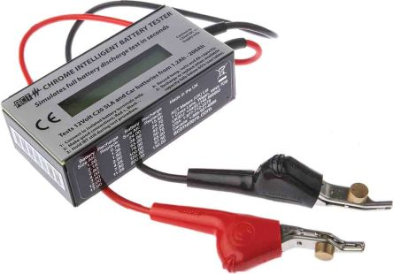 ACT Meter CHROME-IBT Battery Tester