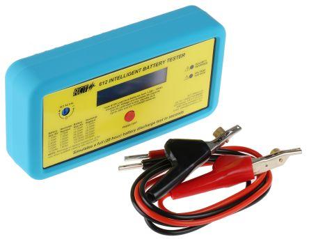 ACT Meter, Pil Test Cihazı, 12V/6V Kurşun Asit için