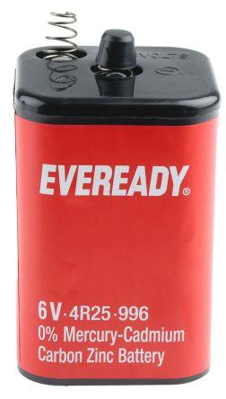 996 6V, 11Ah Zinc Chloride Lantern Battery product photo
