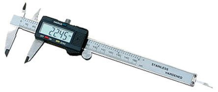 rs pro 150mm digital caliper 0 0005 in 0 01 mm metric imperial