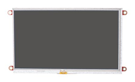 4D Systems SK-70DT-PI TFT LCD Colour Display / Touch Screen, 7in WVGA, 800 x 480pixels