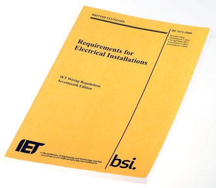 978 1 84919 769 4 requirements for electrical installation iet rh ie rs online com electrical wiring regulations bs7671 electrical wiring regulations uk