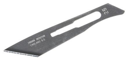Swann-Morton No.No.25 Carbon Steel Scalpel Blade