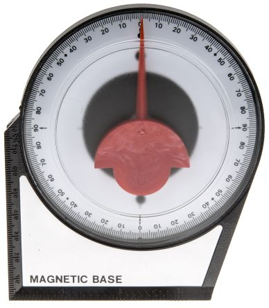 RS PRO 130mm Magnetic, Inclinometer