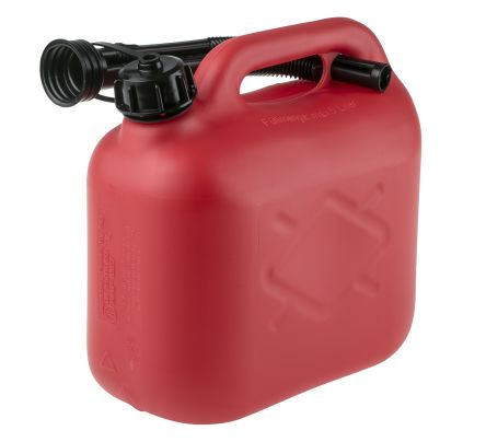 Plastic Gas Cans >> Rs Pro Plastic Jerry Can 5l