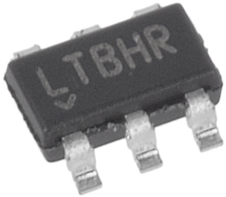 Analog Devices LTC4412HVIS6#TRMPBF, Load Share Controller, 2.5  36V 6-Pin, TSOT-23