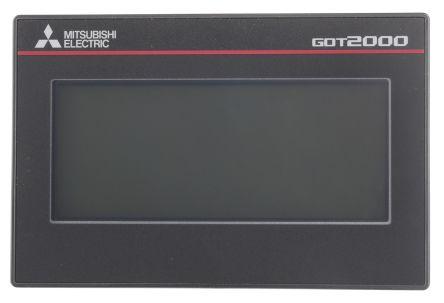 Mitsubishi GT21 Series GOT2000 Touch Screen HMI - 3.8 in, LCD Display