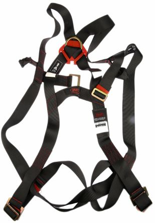 Safety Harness Kit JSP FAR1102 Containing Draw String Bag, Harness, Lanyard