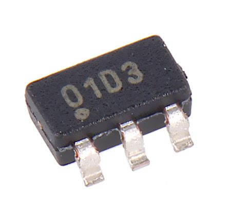 MTCH101T-I/OT Microchip, Capacitive Touch Sensor, 2 → 5.5 V 6-Pin SOT-23