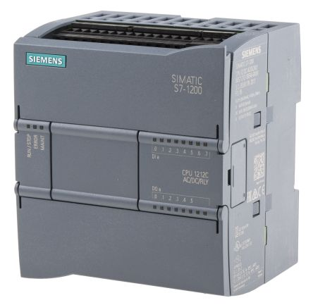 6es7212 1be40 0xb0 siemens siemens s7 1200 plc cpu ethernet networking profinet interface 50. Black Bedroom Furniture Sets. Home Design Ideas