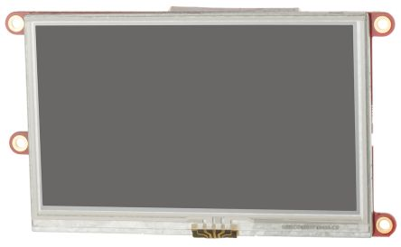 4D Systems SK-43DT-PI TFT LCD Colour Display / Touch Screen, 4.3in, 480 x 272pixels
