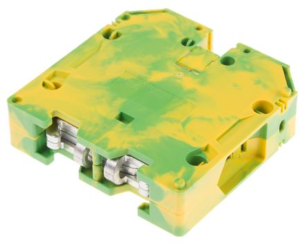 17158.2 Series Earth Modular Terminal Block, Screw Termination product photo
